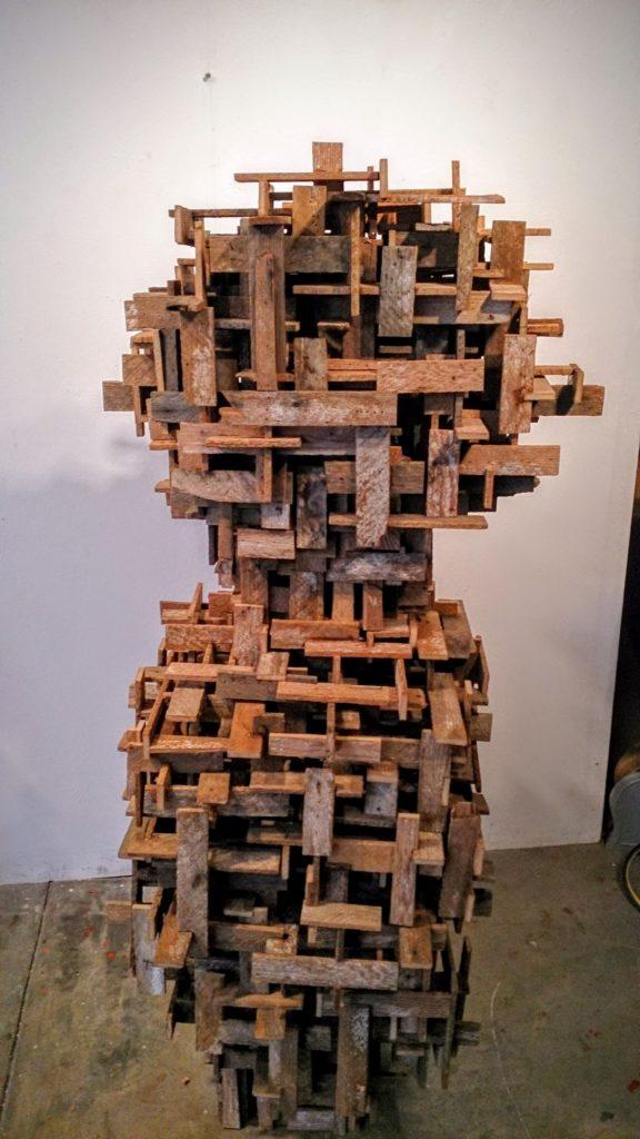 Junk Wood #12