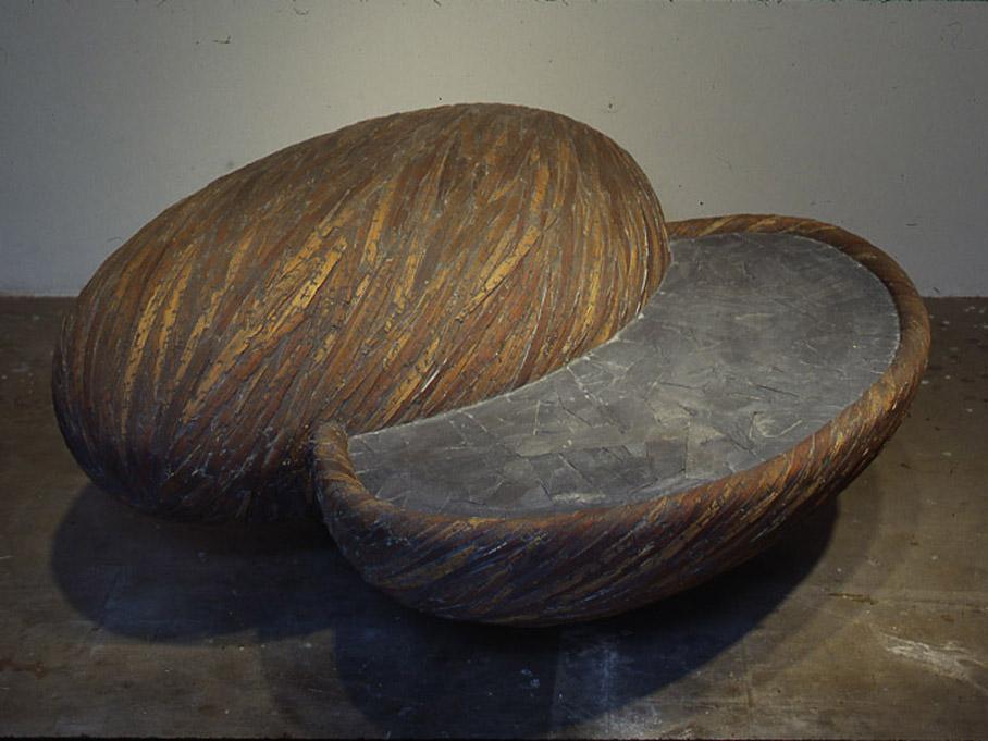 Two Eggs (Sun & Moon Series), 1996