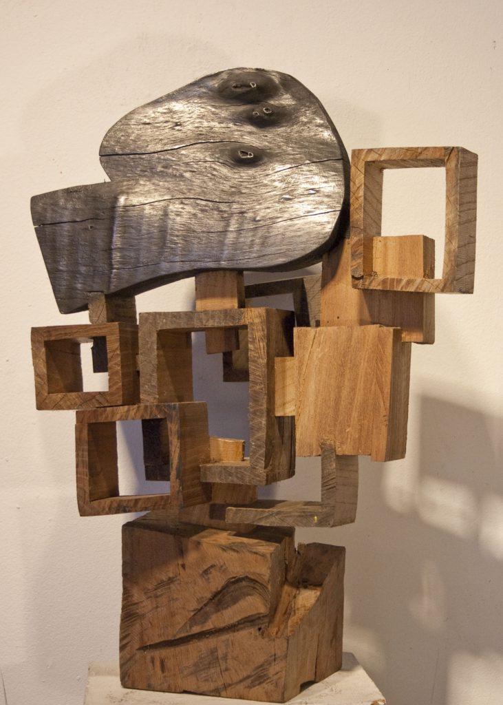 Deep Sleep (Ruins Series), 2011