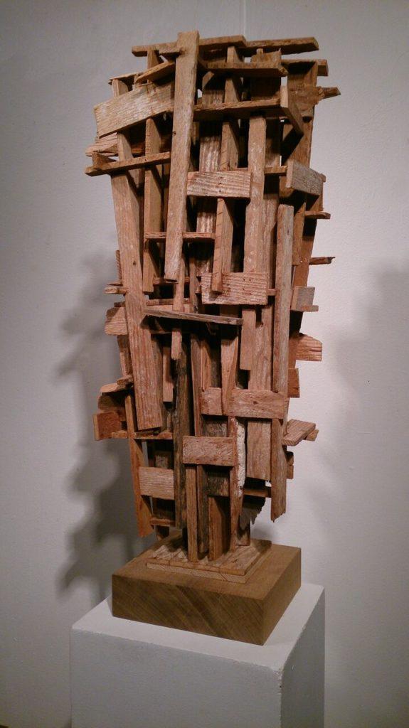 Junk Wood #9