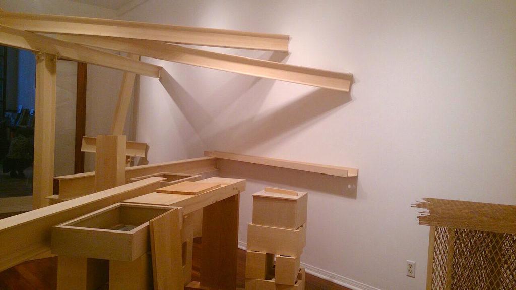 Cedar Installation #02